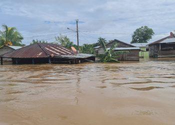 Caribe nicaragüense bajo amenaza de fenómeno meteorológico IOTA. Foto: RRSS.