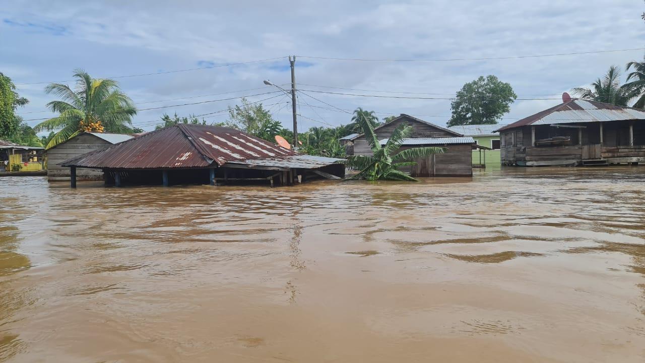 Caribe nicaragüense bajo amenaza de fenómeno meteorológico IOTA
