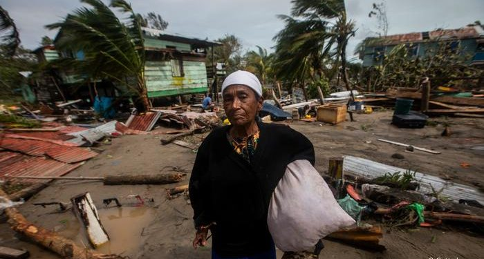 Siguen sumándose donaciones para damnificados. Embajador de Estado Unidos facilita entrega de bienes humanitarios. Foto: Internet.