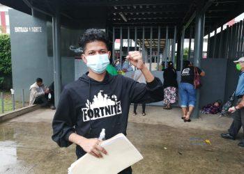 Declaran no culpable a joven «Tiktoker» de Managua por supuestas amenazas a un fanático orteguista. Foto: Noel Miranda / Artículo 66