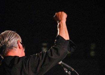 Músicos se unen en el festival «Huracán del amor» en apoyo a las víctimas de ETA en la Costa Caribe. Foto: Artículo 66 / Cortesía