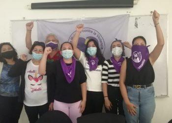 Feministas conmemoran Día Internacional de la Eliminación de la violencia contra la mujer exigiendo el cese a la impunidad. Foto: Artículo 66