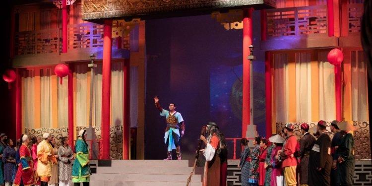 Laureano Ortega, en su más reciente presentación en el Teatro Nacional Rubén Darío. Foto: CCC
