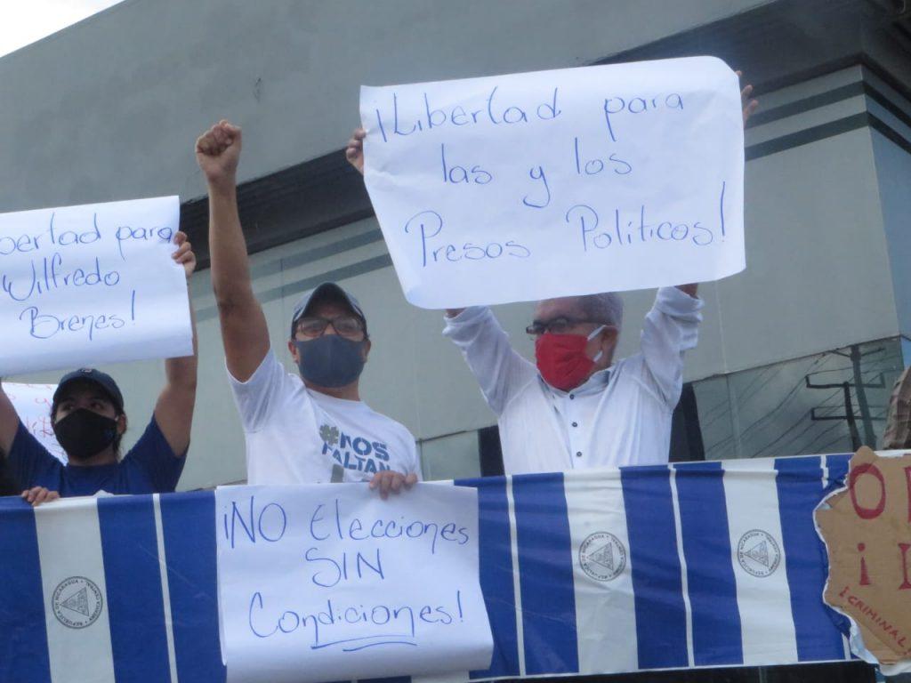 Partido MRS felicita al Partido Demócrata y pide mantener sanciones contra la dictadura de Ortega. Foto: Noel Miranda / Artículo 66