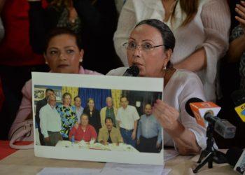 María Haydee Osuna: «Estamos limpiando nuestro partido» PLC. Foto: Noel Miranda/ Artículo 66.