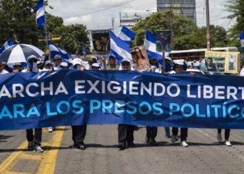 Solicitan a la CIDH que dicte medidas cautelares para 42 presos políticos bajo riesgo. Foto: El Periódico. CR.