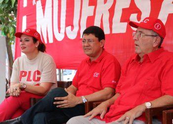 Miguel Rosales, de la facción arnoldista, votó contra María Fernanda Flores de Alemán. Foto: Internet.