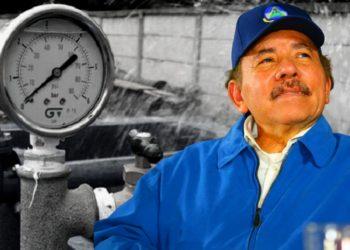 Ortega va por la privatización del agua