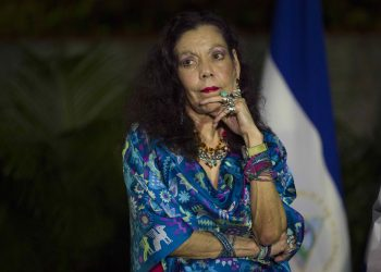 Murillo anuncia que presentarán informe de daños por IOTA para generar «conciencia a la comunidad internacional». Foto: Artículo 66 / EFE