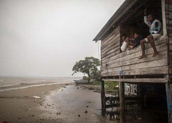 Medio millón de niños y niñas en riesgo ante huracán Eta. Foto: Unicef.