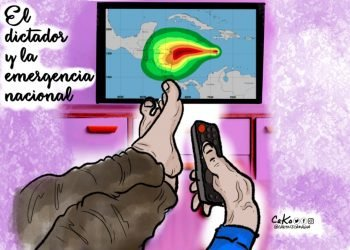La Caricatura: El dictador y la emergencia nacional