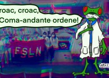 La Caricatura: Croac-Croac
