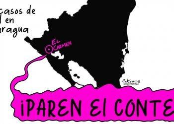 La Caricatura: La Nicaragua sin casos