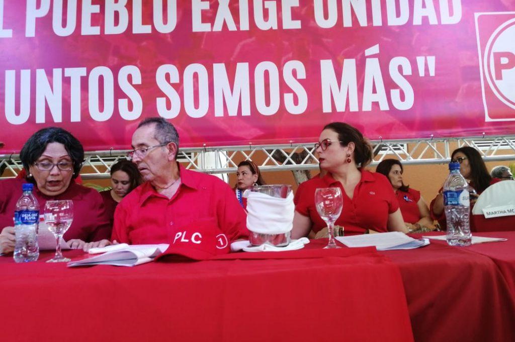 PLC de Osuna se deslinda de Arnoldo Alemán y familia sancionados. Foto: Artículo 66/ Noel Miranda.