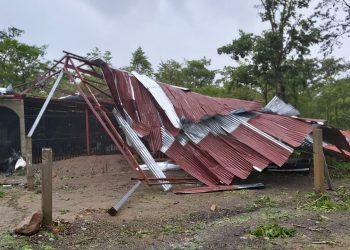 Iota afecta telecomunicaciones en el caribe y norte del país. Foto: Artículo 66/ Álvaro Navarro.