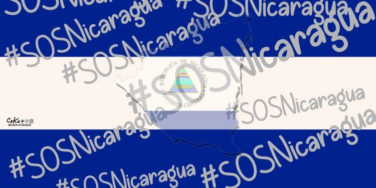 La Caricatura:  Nicaragua necesita tu ayuda