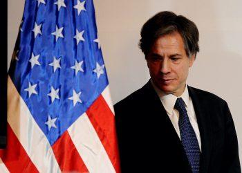 El nuevo secretario de Estado de Estados Unidos, Antony Blinken. Foto: Artículo 66/EFE