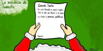La Caricatura: Carta adelantada a Santa