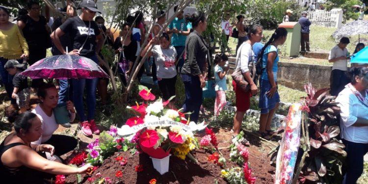 Nicaragua registra 69 femicidios a mediados de noviembre de 2020. Foto: Cortesía.