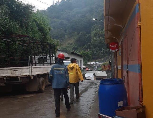 Calles de Murra. Foto: Cortesía.