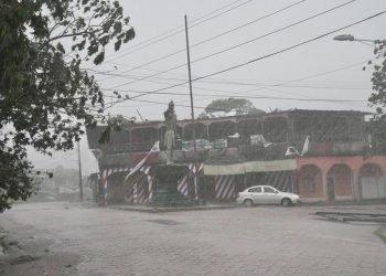 Huracán Eta deja 20 mil evacuados en la Costa Caribe. Foto: Cortesía.