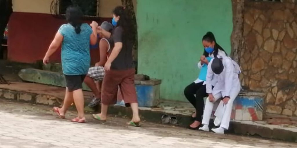 Rosario Murillo dice que hay vacunas disponibles para el COVID-19, pero evita hablar de su aplicación en Nicaragua. Foto: Noel Miranda / Artículo 66