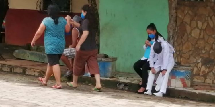 OPS afirma que dictadura presentó plan de vacunación, pero no especifica en qué consiste. Foto: Artículo 66 / Noel Miranda