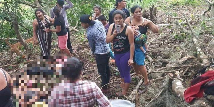 Treinta hospitalizados y 17 fallecidos tras accidente en Waslala, asegura Murillo. Foto: RRSS.