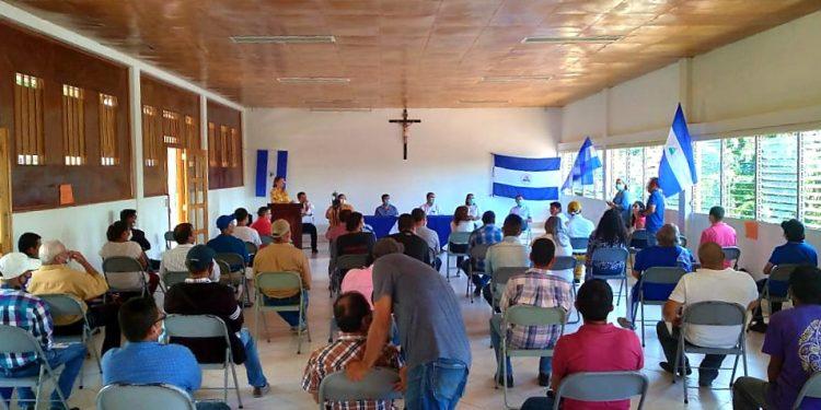 Alianza Cívica incorpora a representantes de los territorios al directorio de esa organización. Foto: Cortesía.