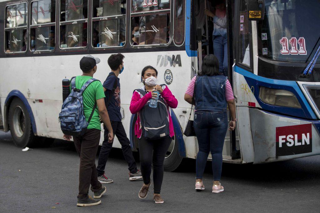Minsa registra más de 5,900 casos de COVID-19 en Nicaragua. Foto: Artículo 66.