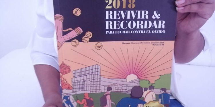 Revista Cultura Libre dedica edición especial a las protestas cívicas de 2018 . Foto: Artículo 66/ Noel Miranda.