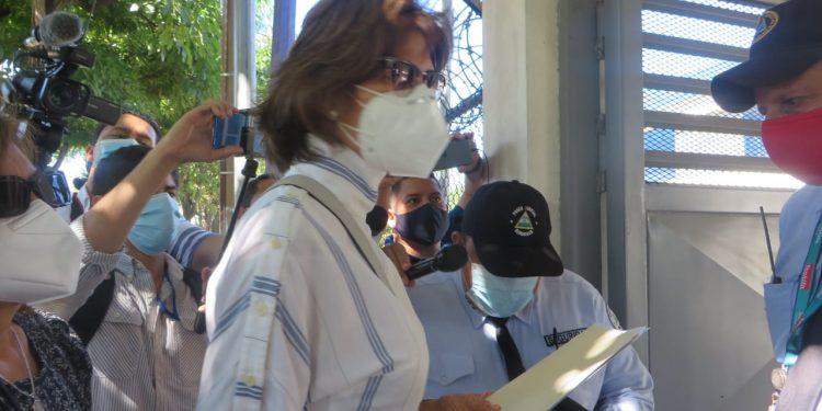 Recurren contra la Ley de Agentes Extranjeros porque incrimina a los nicaragüenses como «delincuentes y traidores de la patria». Foto: N. Miranda/Artículo 66.