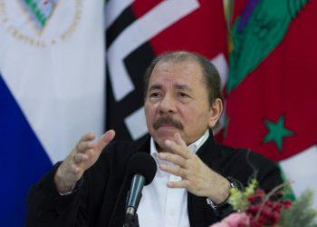 Ortega acusa de fascistas y de practicar terrorismo de Estado a EE.UU y Europa. Foto: CCC.