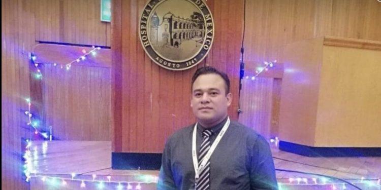 Fallece médico de Masaya, tras batallar tres meses en un hospital de México a casusa del COVID-19. Foto: tomada de Facebook