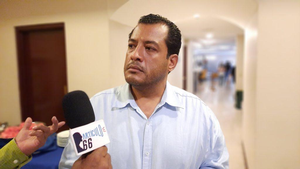 Felix Maradiaga: Si en mayo no estamos unidos y con candidato único, soy el primero en retirarme de la política. Foto: Artículo 66.