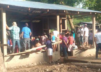 Colonos suman a su lista 13 asesinatos en la Costa Caribe. Foto: Cortesía