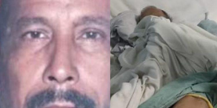 Justo Rodríguez, el excarcelado político que salió parapléjico de «La Modelo», Foto: Artículo 66 / Cortesía