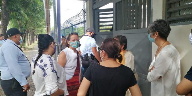 Movimientos feministas afirman que no se inscribirán como agentes extranjeros. Foto: Noel Miranda / Artículo 66
