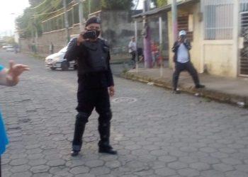 Dictadura arremete contra la familia del preso político «la loba feroz». Foto: Cortesía