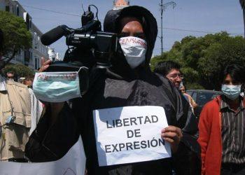 Ni los desastres naturales y las tragedias frenaron abusos contra el periodismo en Nicaragua. Foto: Internet.