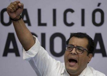 Félix Maradiaga, el precandidato de la UNAB para disputarle la presidencia a Daniel Ortega.