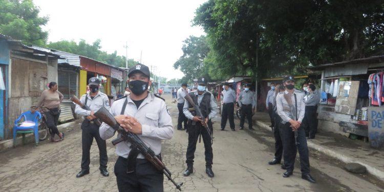 Violencia sexual, física, psicológica, son los métodos de torturas preferidos por el régimen de Nicaragua. Foto: Noel Miranda / Artículo 66