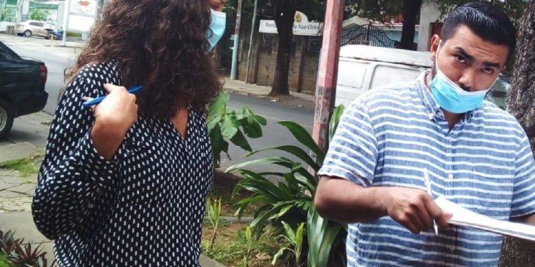 Corte Suprema manda «advertencia» a abogada y directora de Popol Na. Foto: Cortesía.