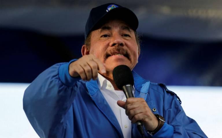 Daniel Ortega alista otra guillotina para inhibir hasta «a quien aplauda» las sanciones contra sus operadores. Foto: Reuters.