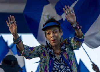 Rosario Murillo: «Este es un año de muchas victorias». Foto: Artículo 66/ EFE.
