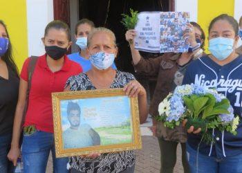 Misa en Tipitapa por las víctimas del 2018 por la libertad de los presos políticos. Foto: Artículo 66 / Noel Miranda