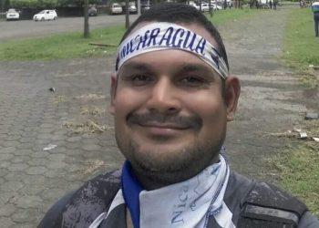 Secuestran a familiar del preso político John Cerna Zúñiga. Foto: Artículo 66 / Cortesía