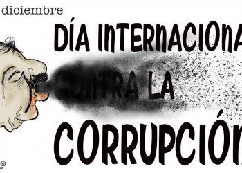 La Caricatura: 9 de diciembre, Día internacional Contra la corrupción
