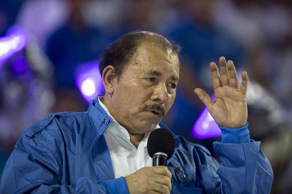 Ley de Ortega que veta candidatura de opositores despierta repudio a nivel nacional e internacional. Foto: Artículo 66/ EFE.