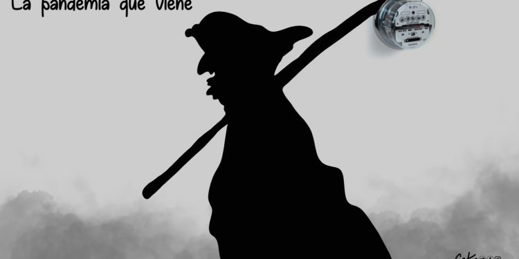 La Caricatura: La pandemia que viene